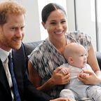 Archie - das gemeinsame Kind von Prinz Harry & Herzogin Meghan