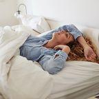 Schlafprobleme bei Hitze