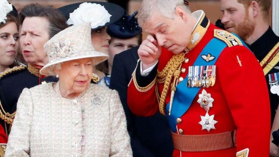 Klage! Jetzt wird es brenzlig für Prinz Andrew und das Königshaus