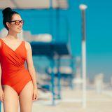 Badeanzüge sind im Sommer absoluter Trend.