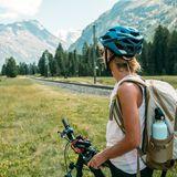 Sommersportart: Mountainbiken