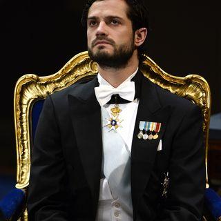 Carl Philip von Schwedens Handicap: Er leidet wie Schwester Victoria und Vater Carl Gustaf an Dyslexie.