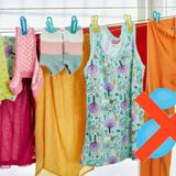 5 Haushaltstricks mit denen nasse Klamotten schneller trocknen