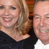 Roland Kaiser und seine Frau Silvia