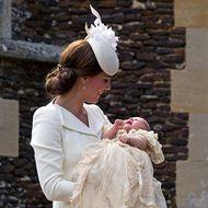 Mit dieser Kette setzte sie zur Taufe ihrer Tochter einen Trend