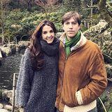 Louis & Tessy von Luxemburg