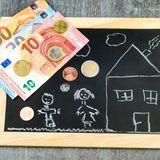 Symbolbild Kindergeld