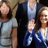 Carole Middleton bestätigt: Herzogin Kates Schwester erwartet ihr 2. Kind
