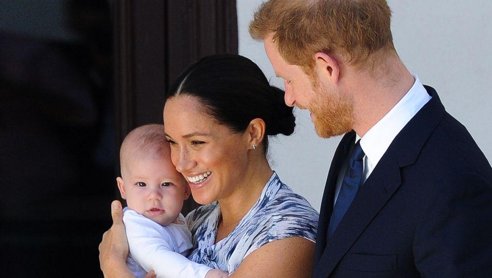 Kein Titel für Archie: Unsere Expertin erklärt die königlichen Regeln