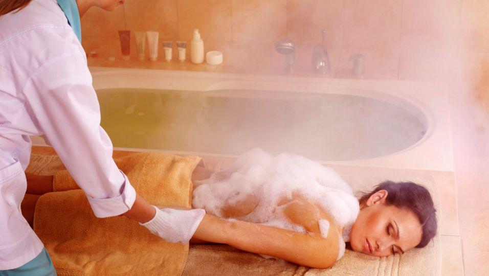 Massage - Türkische Massage: Lebenskräfte aktivieren