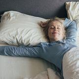 Mit diesem Matratzentopper wird dir im Sommer nicht zu heiß