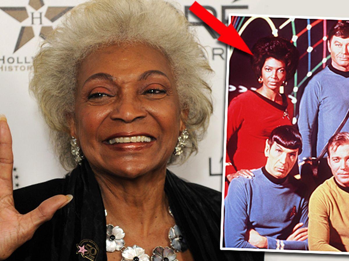 Nichelle Nichols Hätten Sie Uhura erkannt   BUNTE.de