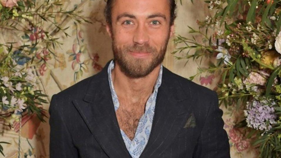 Bye-bye Bart: James Middleton legt eine krasse Typveränderung hin