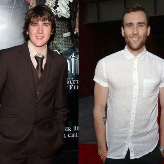 """In den """"Harry Potter""""-Filmen spielte Matthew Lewis den tollpatschigen Neville Longbottom. Heute ist der 25-Jährige ein echter Hottie."""