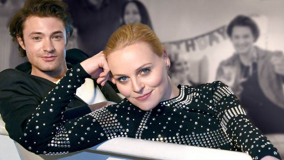 Ist dieses Foto von Jenny Löffler und Julian Schneider ein Liebes-Outing?