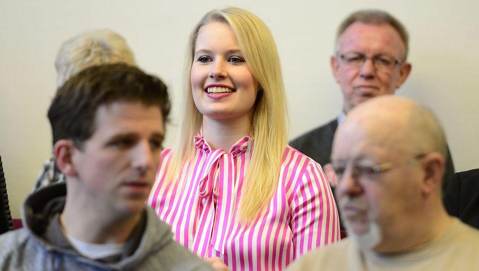 Annalena Wulff: So glücklich, dass ihr Vater freigesprochen wurde!