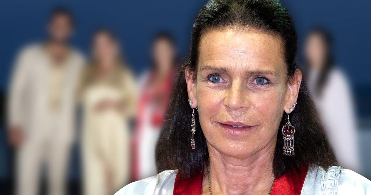 Stéphanie von Monaco: Gala mit all ihren Kindern – Tochter Pauline überrascht mit verdächtiger Geste