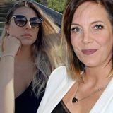Daniela Büchner und ihre Tochter Joelina