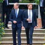 Prinz Harry & Prinz William: Expertin sieht gravierende Unterschiede
