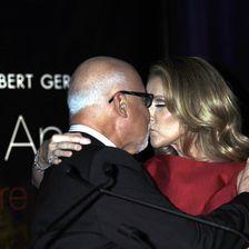 Celine Dion, Rene Angelil, die Bilder ihres Lebens, Liebe