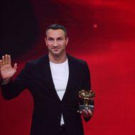"""Wladimir Klitschko auf der Gala """"Ein Herz für Kinder"""" im Dezember 2010 in Berlin"""