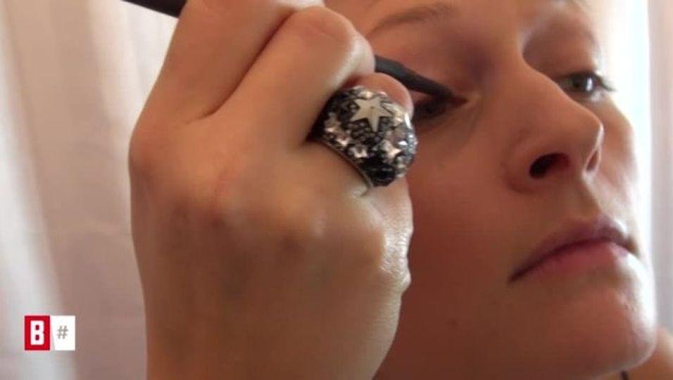 Blitz-Make-up für Silvester