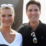 Maria Höfl-Riesch und ihr Mann Marcus