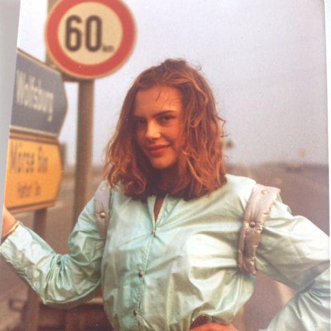 Natascha Ochsenknecht war schon als Teenager ein Posier-Profi!