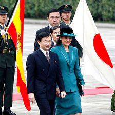 Japanische Royals, Naruhito und Princess Masako