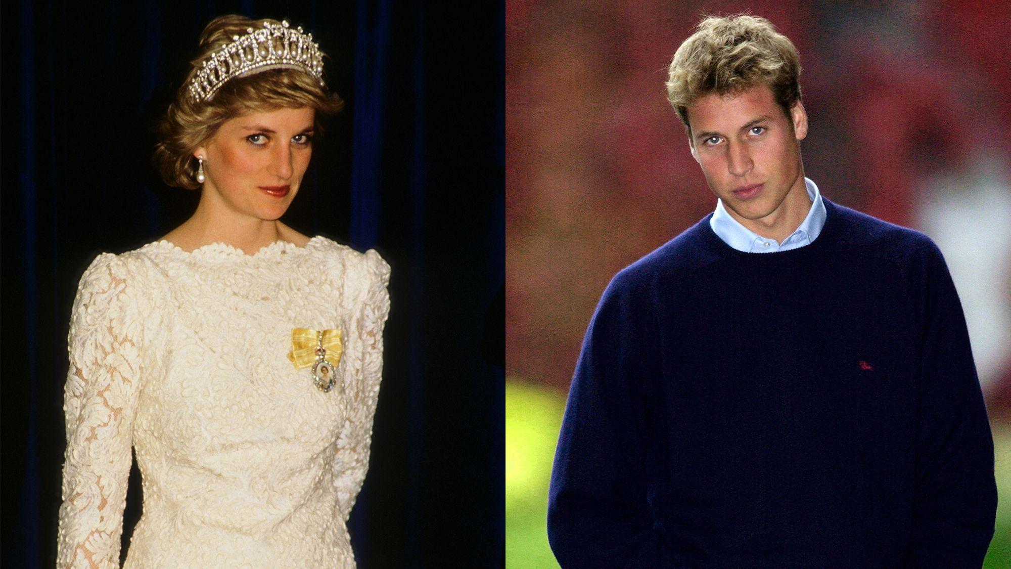 Diana und William