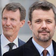 Frederik von Dänemark und Joachim