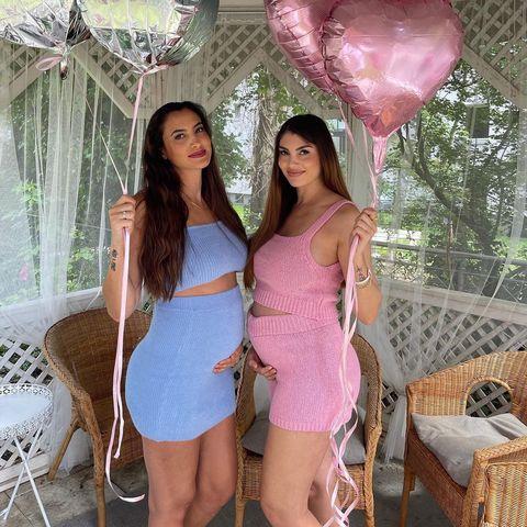 Yeliz Koc: Doppeltes Babyglück! Schwester Filiz ist auch Mama geworden