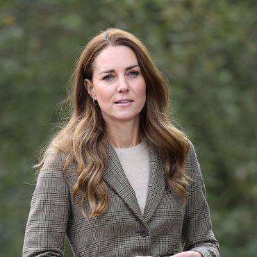 Herzogin Kate zeigt sich betroffen vom Mord an Sabina Tessa.
