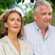 Laurent und Claire von Belgien