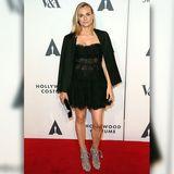 Diane Kruger  | Blazer als Cape tragen