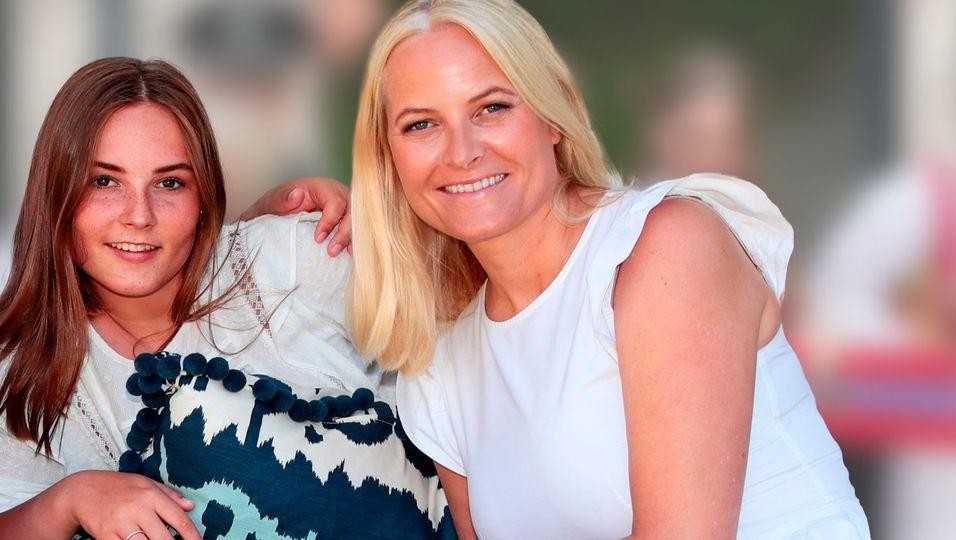 Nationalfeiertag in Norwegen und alle schauen nur auf Tochter Ingrid Alexandra