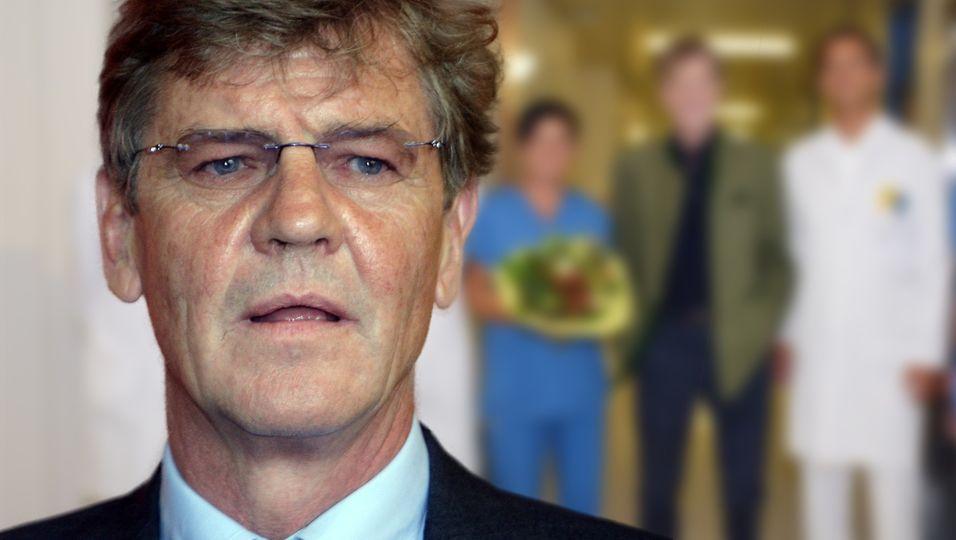 Ernst August Von Hannover_ Mager & Schwach_ Erstes Foto Aus Der Klinik