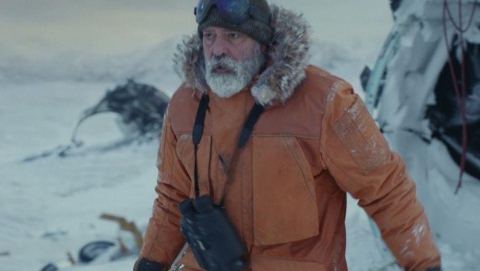 George Clooney abgemagert: Die neue Rolle brachte ihn ins Krankenhaus