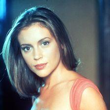 Sie war der Star der Serie: Alyssa Milano verkörperte die süße Schwester Piper.