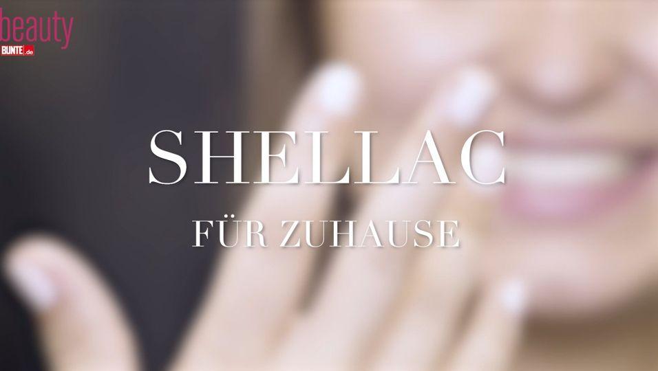 Shellac für Zuhause