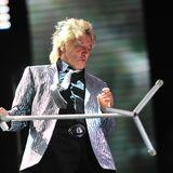 """Rod Stewart   """"Ich sehe mich auch mit 80 auf der Bühne"""""""