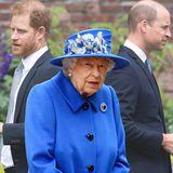 """Prinz William & Prinz Harry - 2 Brüder, 2 Bücher: Vom """"ultimativen Verrat"""" bis zum Stolz der Queen"""