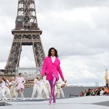 Paris Fashion Week L'Oreal