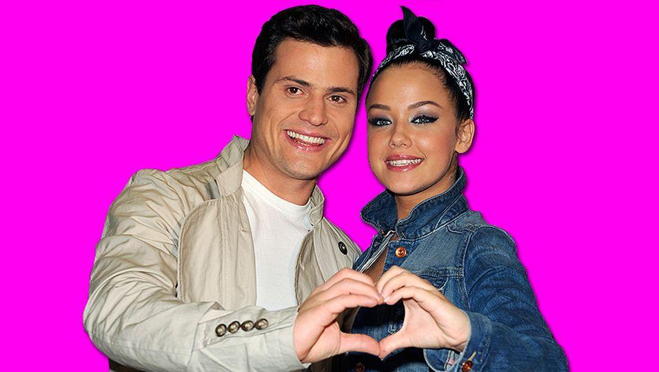 Rocco Stark & Kim Gloss: Sie sind wieder zusammen!