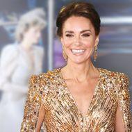 Herzogin Kate: Mode-Inspiration von Prinzessin Diana? Ihr Gold-Look kommt uns bekannt vor