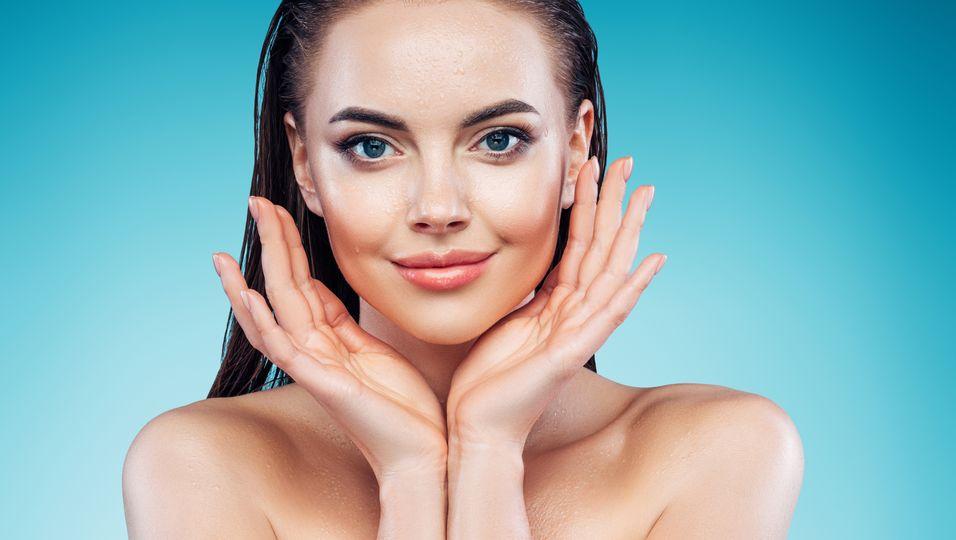 Dieser einfache Trick bewahrt deine Haut vor dem Austrocknen