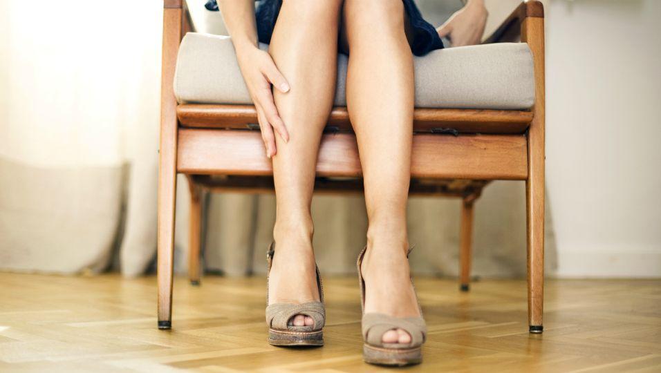 Nur selten passt der Schuh auch wirklich zum Fuß.