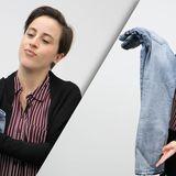 Zu faul Jeans anzuprobieren: Mit diesen Tricks weißt du trotzdem, ob die Hose passt