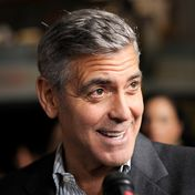 George Clooney - Hollywoodschauspieler