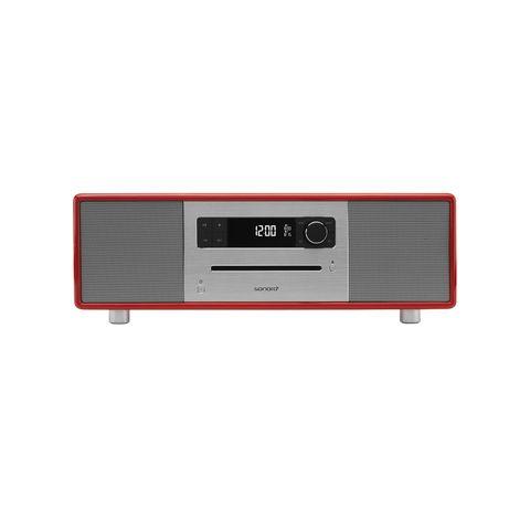 Dieses Stereo Musik-System mit Bluetooth bringt den perfekten Sound ins Zuhause - und sieht auch noch unschlagbar gut aus.